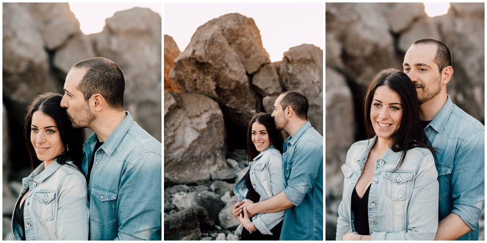 Engagement videography Italy